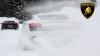 """Vrei să devii """"Stăpânul Zăpezilor""""? Lamborghini orhanizează cursuri de pilotaj pe gheaţă"""