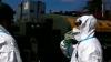 Primii jurnalişti la Fukushima, după seismul din 11 martie