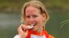 Olandeza Monique van der Vorst a revenit în sportul mare după paralizie