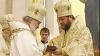 Mitropolitul Vladimir a participat la aniversarea a 65-a a Patriarhului Rusiei, Kiril