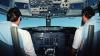 Căpitanul unei aeronave a rămas blocat în toaleta avionului chiar înainte de aterizare