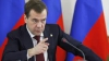 Medvedev: Rusia ar putea ataca bazele rachetelor defensive NATO