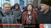 Scandal! Angajaţii spitalului nr.4 din Chişinău nu-i permit directorului să intre în instituţie VIDEO