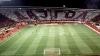 Steaua Roşie Belgrad demontează scaunele de pe stadion înaintea meciului cu Partizan