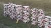 Cu tractorul neînregistrat şi cu 100 de mii de pachete de ţigări s-a pornit să treacă ilegal frontiera