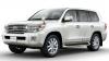 Toyota a pregătit un facelift pentru Land Cruiser V8