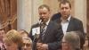 Deputaţii PCRM supăraţi pe Lupu: Cerem scuze publice (VIDEO)