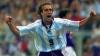 Gabriel Batistuta revine în fotbal