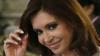 Preşedintele Argentinei, Cristina Kirchner, suferă de cancer la glanda tiroidă