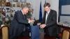 Chişinăul şi Alba Iulia s-au înfrăţit. Acordul a fost semnat de Ziua Naţională a României