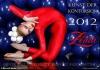 Femeia-elastic uimeşte cu 12 poziţii nonconformiste într-un calendar pentru 2012 FOTO