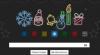 Google şi-a împodobit logo-ul de Crăciun