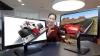 LG DX2500 – monitor 3D, fără ochelari