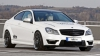 "Mercedes C63 AMG Coupe, transformat în ""bestie"""