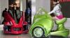 Japonezii au creat un scuter pliabil controlat cu telefonul mobil