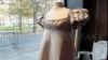 O rochie a împărătesei Joséphine, vândută la licitaţie cu 125.000 de euro