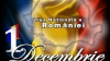 România marchează astăzi Ziua Naţională