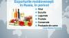 Concurenţă dură pentru produsele moldoveneşti exportate în Federaţia Rusă