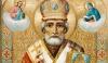 Creştinii ortodocşi îl sărbătoresc astăzi pe Sfântul Nicolae făcătorul de minuni