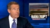 Cum reacţionează un prezentator TV, în direct, când se declanşează alarma de incendiu (VIDEO)