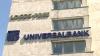 Universalbank a scos la vânzare subsidiara de plăţi U-PAY Terminal şi automobile din dotare