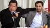 Prietenie împotriva SUA: Preşedintele iranian s-a întâlnit la Caracas cu aliatul său, Hugo Chavez