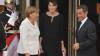 Sarkozy şi femeile din viaţa sa: Angela Merkel, Carla Bruni şi fiica sa