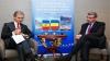 Iurie Leancă şi Teodor Baconschi au discutat dspre incidentul de la frontiera moldo-română
