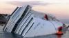 Confuzia de la bordul navei Costa Concordia în primele clipe după coliziune VIDEO