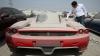 Un Ferrari de un milion de dolari, abandonat în Dubai (FOTO)