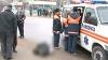 Accident soldat cu o victimă: Un bărbat a fost lovit de o maşină în timp ce traversa neregulamentar strada VIDEO