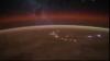 Cum se vede în spaţiu o furtună de pe Pământ VIDEO