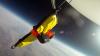 Experiment: Un iPad aruncat de la 30.000 de metri altitudine a aterizat întreg (VIDEO)