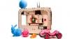 Noile imprimante 3-D printează obiecte în mai multe culori şi din materiale biodegradabile VIDEO
