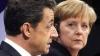 Sarkozy beat criţă şi obligat de Merkel să vorbească limba germană VIDEO