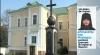 Parohul bisericii Sfântul Nicolae din Sadova nu va mai putea sluji în biserică