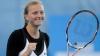 Kvitova s-a calificat în optimi după ce Kirilenko a abandonat competiţia