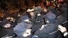România nu-şi găseşte liniştea: Mii de oameni au ieşit din nou în stradă
