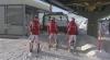 Au profitat de zăpadă din plin: Fernando Alonso şi Felipe Massa au fost într-o vacanţă în munţi