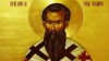 Creştinii ortodocşi îl sărbătoresc astăzi pe Sfântul Vasile cel Mare