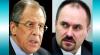 Valeriu Zubco împotriva lui Serghei Lavrov