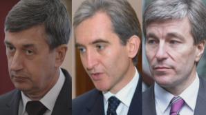 Leancă, Kuzmin şi Carpov s-au întâlnit să discute despre cazul tânărului împuşcat
