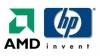 HP şi AMD anunţă performanţe unice pentru centre de date