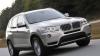 BMW X3 xDrive28i: Crossover-ul primeşte motorul de 2.0 litri şi 245 de cai putere