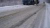 Ministerul Transporturilor: Pe traseele naţionale se circulă în condiţii de iarnă, fără dificultăţi