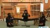 Femei ninja din Iran - efectuează cascadorii incredibile VIDEO