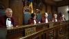 Judecătorii CC au luat apă în gură: Nu comentează acuzaţiile liderilor AIE
