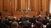 """Cum îşi """"omoară"""" parlamentarii timpul la şedinţeţe Legislativului: Desenează floricele şi picturi bizare"""