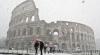 Europa sub nămeţi: Stare de URGENŢĂ în Italia, Grecia şi Serbia