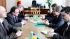 Ce a discutat Eugen Carpov cu reprezentantul special al Rusiei pentru conflictul transnistrean